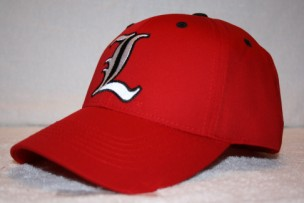 University of Louisville Cardinal CHAMP Hat