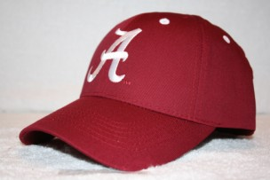 University of Alabama Crimson CHAMP Hat