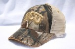 Texas Christian University TONAL Camo Truckers Hat